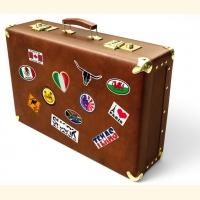 Bequem, leicht und sicher reisen