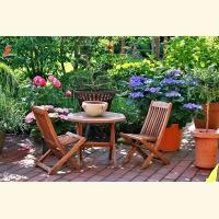 Wohnung + Garten