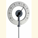 LOLLIPOP Design-Gartenthermometer XXL Outdoor-Thermometer...